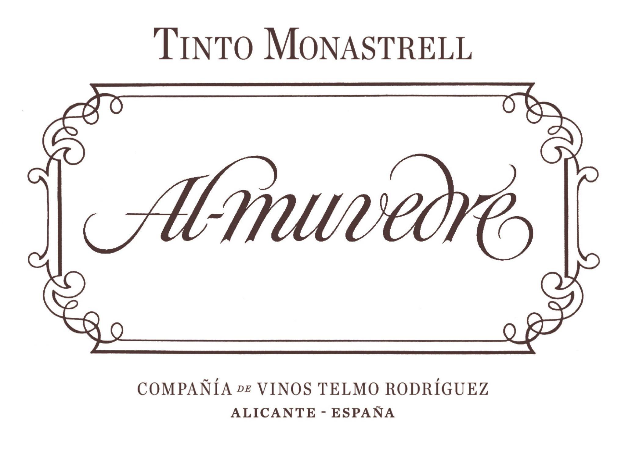 Telmo Rodríguez Almuvedre 2015 - Vintus